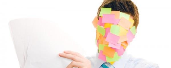 Man met stress - stress symptomen - stressklachten